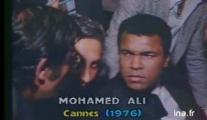 Mohamed Ali à Cannes - Archive INA