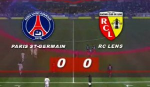PSG-Lens 3-0 (2007-2008 Ligue 1) : le match
