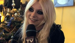 Taylor Momsen The Pretty Reckless interview