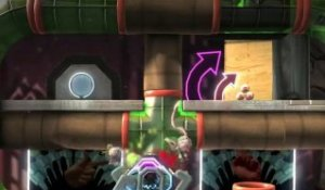 "La bande-annonce de ""Little Big Planet 2"""