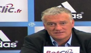 Foot365 : La réaction de Didier Deschamps