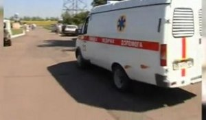 Explosion dans une mine ukrainienne : 16 morts, 10 disparus
