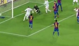 FC Barcelone - Real Madrid : 3-2  - les buts en VO !