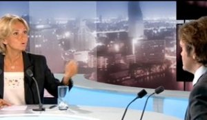 BFMTV 2012 : l'interview Le Point, Valérie Pécresse