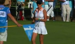 Lacoste Ladies Open de France 2011 : Résumé du 3eme tour