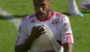 Thierry Henry voit rouge