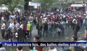 Egypte: regain de violences, les manifestants inébranlables