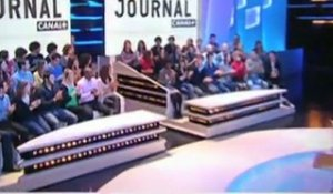 Les coulisses du Grand Journal de Canal +