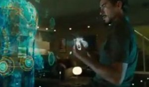 Menly.fr - Iron Man 2 Bande-annonce