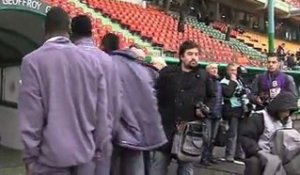 APRES MATCH : AS SAINT-ETIENNE - STADE RENNAIS FC (1/2)