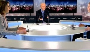 BFMTV 2012 : l'interview de Nathalie Kosciusko-Morizet par Le Point