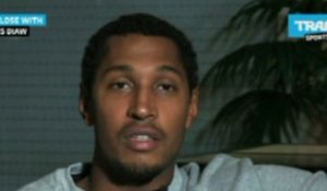 Up Close With Boris Diaw