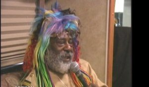 RED HOT CHILI PEPPERS HELP GEORGE CLINTON LET THE GOOD TIMES ROLL DURING HIATUS