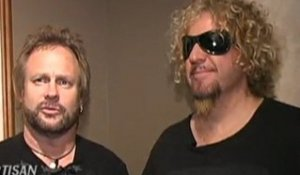 No Van Halen, Peppers, Satch, Hagar For Chickenfoot