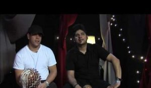 Billy Talent interview - Ian D'Sa and Jonathan Gallant (part 1)