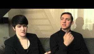 The xx interview - Romy Madley Croft and Oliver Sim (part 4)