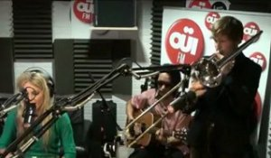 The Asteroids Galaxy Tour - Iggy Pop Cover - Session Acoustique OÜI FM