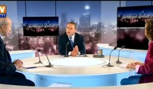 BFMTV 2012 : l'interview de Xavier Bertrand par le Point
