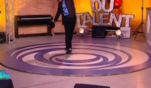 "William Deslet danse sur ""Billie Jean"" de Micheal Jackson (05/06/12)"