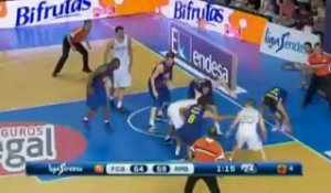 ACB - Barcelone Regal/Real Madrid : 73-69