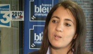 Marne1 (2nd tour) : réaction de la socialiste Sabrina Ghallal BATTUE