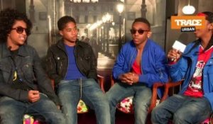 Guest Star: Mindless Behavior exclusive interview