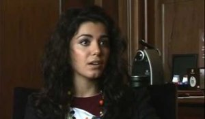 Katie Melua interview - 2008 (part 1)