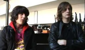 Part 3 video interview Bring Me The Horizon 2008