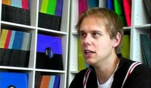 Interview Armin van Buuren (part 1)