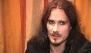 Interview Nightwish - Tuomas Holopainen (part 2)