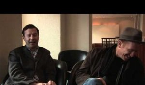 Buffalo Tom interview - Bill Janovitz and Chris Colbourn (part 1)