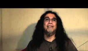 Slayer interview - Tom Araya (part 1)