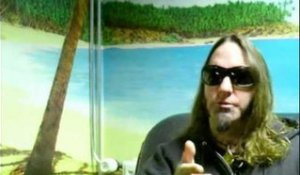 DevilDriver interview - Dez Fafara 2005 (part 5)
