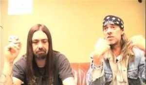 Down interview - Rex Brown and Jimmy Bower 2008 (part 4)