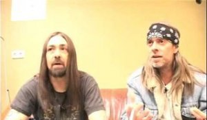 Down interview - Rex Brown and Jimmy Bower 2008 (part 5)