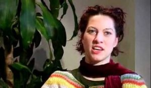 The Dresden Dolls interview - Amanda Palmer 2006 (part 3)