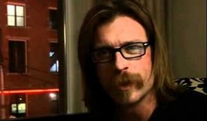 Eagles of Death Metal interview - Jesse Hughes (part 1)