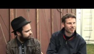 Kaiser Chiefs interview - Nick Baines and Simon Rix (part 3)