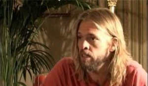 Foo Fighters interview - Nate Mendel and Taylor Hawkins (part 1)