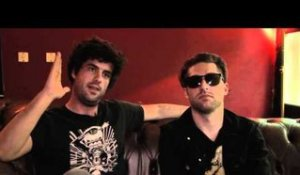 Mini Mansions interview - Michael Shuman and Tyler Parkford (part 5)