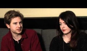 Blood Red Shoes interview - Steven Ansell and Laura-Mary Carter (part 4)