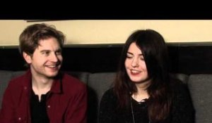 Blood Red Shoes interview - Steven Ansell and Laura-Mary Carter (part 1)