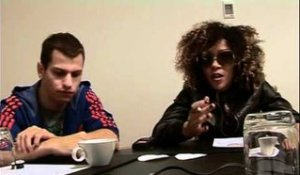 Little Jackie interview - Imani Coppola and Adam Pallin (part 3)