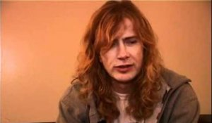 Megadeth interview - Dave Mustaine (part 2)