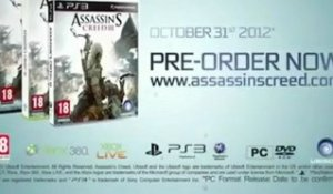 Assassin's Creed 3 : Independance Day trailer