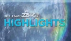 Billabong Pro Tahiti 2012 - Day 2 Highlights