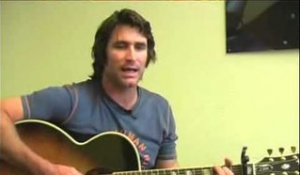 Pete Murray - Opportunity (Live)