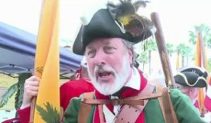 Etats-Unis: le Tea Party veut se faire entendre à la convention républicaine