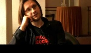Porcupine Tree 2009 interview - Steven Wilson (part 2)