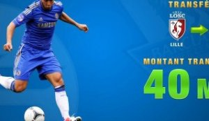 Top 10 des plus gros transferts de Premier League